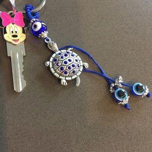 ❤️🐢Sea Turtle Key Chain